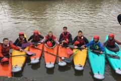 Open Kayak Polo Périgueux 08.03.20