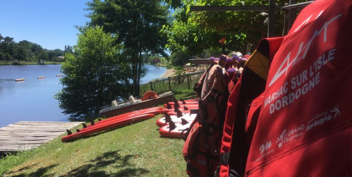 L'été actif avec Marsac Canoë-Kayak