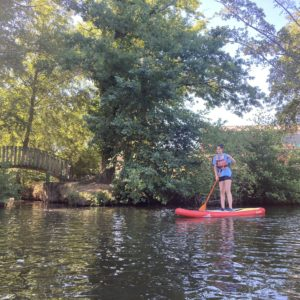 Stand Up Paddle sur place - 1h30
