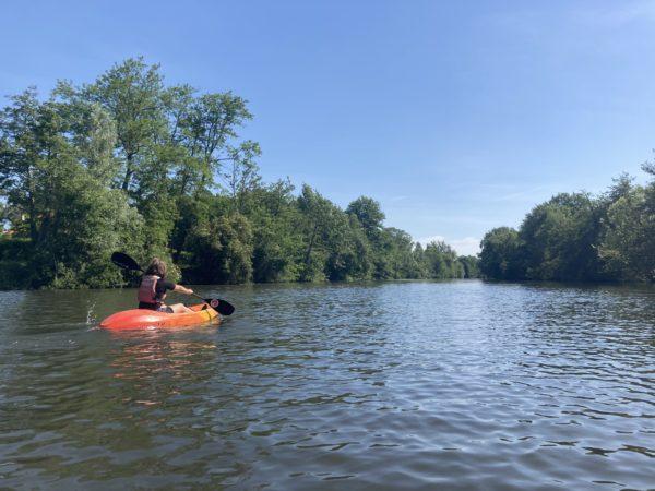 Randonnée en Kayak - 2h