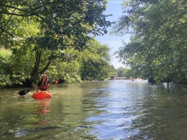 Kayak sur place - 1h30